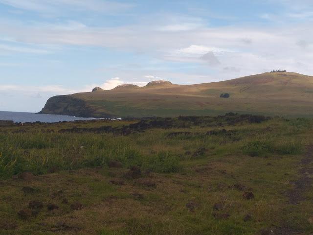 Volcán Poike, Isla de Pascua
