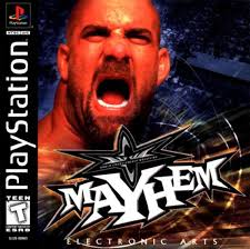 WCW Mayhem - PS1 - ISOs Download