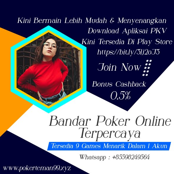 BANDAR POKER PKV GAME