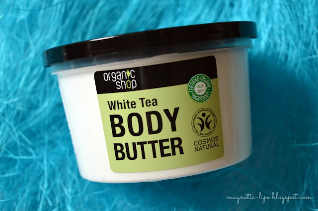 masło zielona herbata