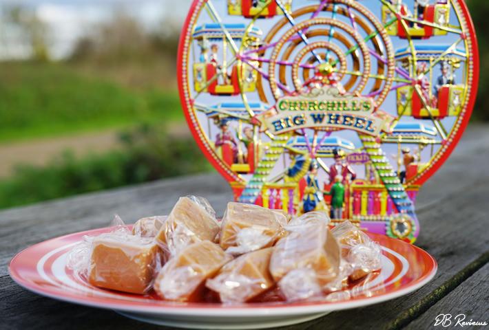 Churchill's Confectionery Fun Fair Range