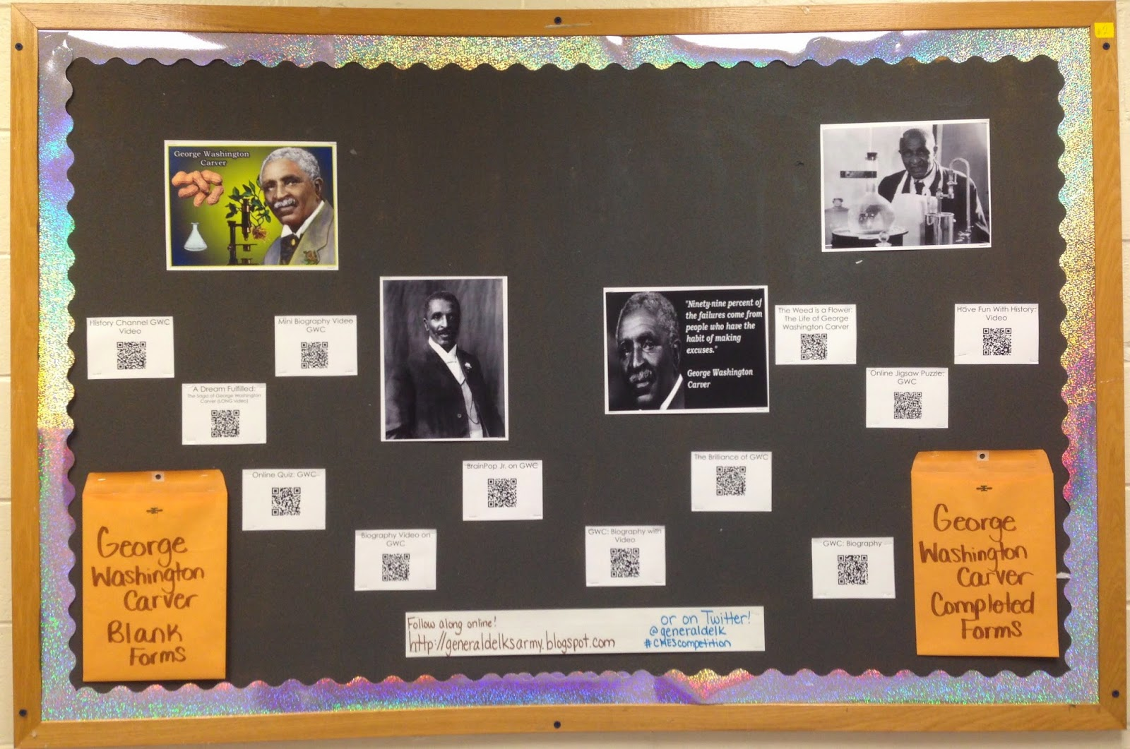 General Delk S Army Black History Board Competition