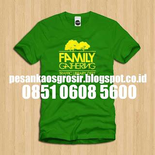 Jual Kaos Family Gathering
