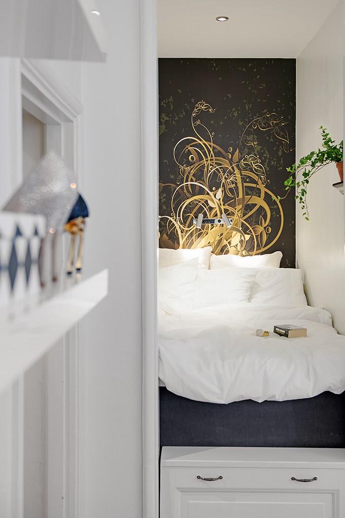 Dormitorio piso de soltera