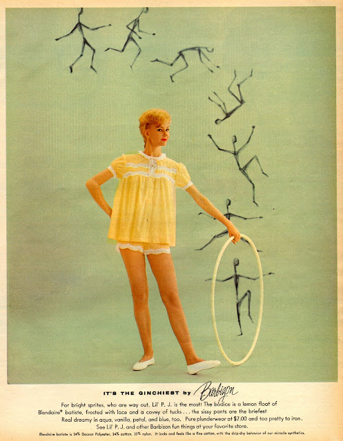 Vintage Everyday Fashion Advertisements In 1960 From