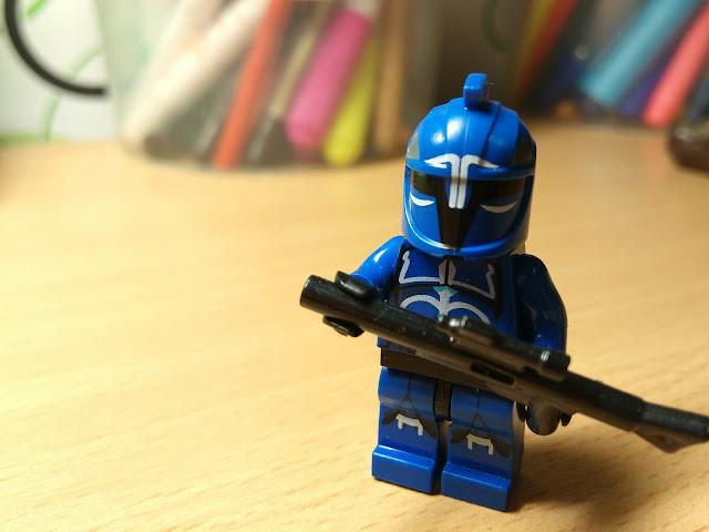 Стражник Сената лего
