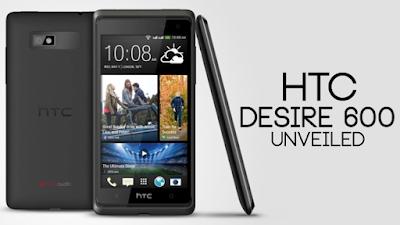 Thay màn hình HTC desire 600 chính hãng