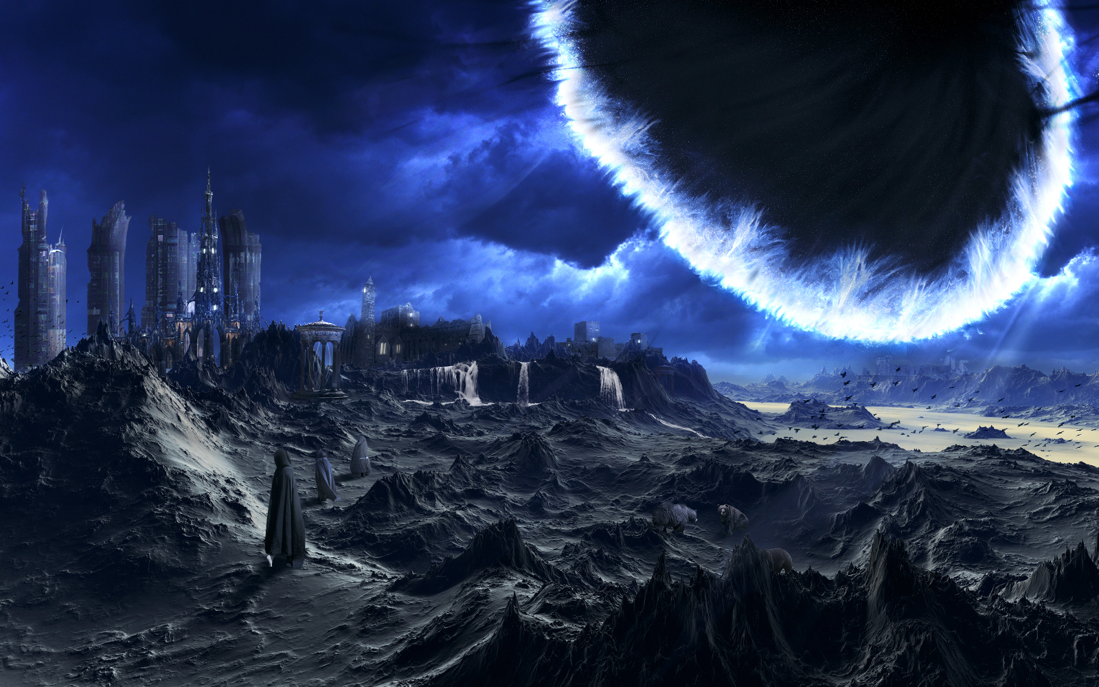 High definition 3D Animated Wallpapers For Desktop | Free 3D wallpapers ~ The Incredible World ...
