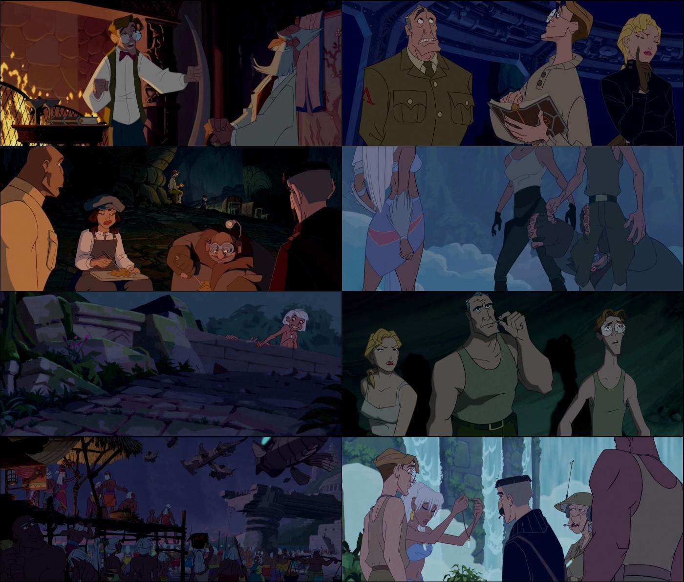 Atlantis El imperio perdido 1080p Latino