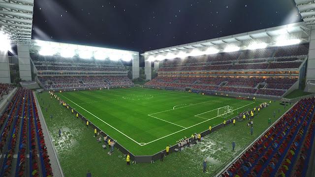 PES 2017 New Stadium Repack dari RianArdi