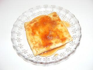 Clatita brasoveana cu sirop de visine retete culinare,