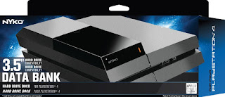 PS4 Soporte Disco Duro 2TB 4TB 6TB Nyko Data Bank en Lima Peru