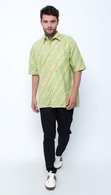 Trend Kemeja Batik Pria Terbaru