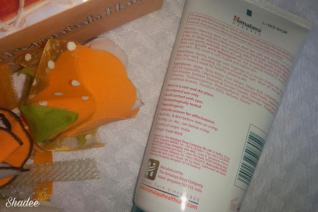 Apricot Scrub Review