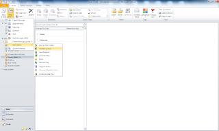 Outlook grup oluşturma