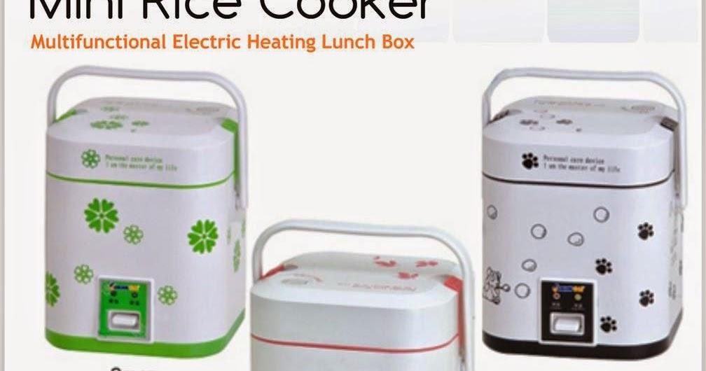 Smart Generation Promosi Periuk Nasi Mini Mini Rice