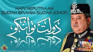 Hari Keputeraan Sultan Johor