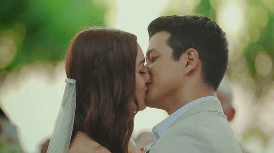 Jericho Rosales and Kim Jones Wedding
