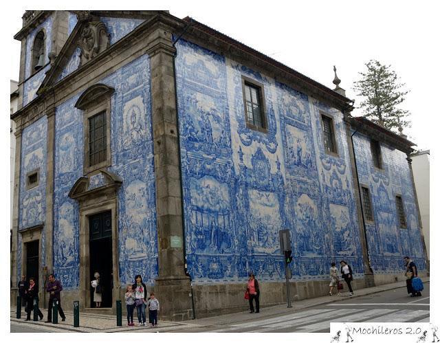 Capela das Almas, Oporto