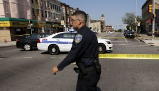 US Murders Concentrated In 5 Percent Of Counties