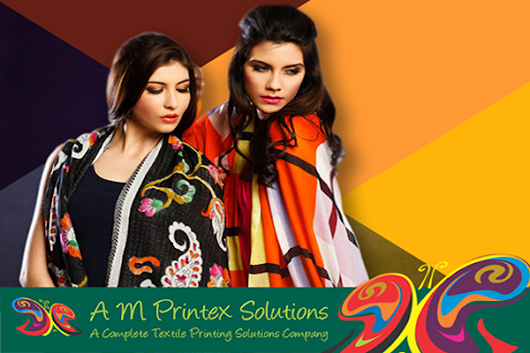 Digital Printing Solutions and Services - Digital Textile Printing