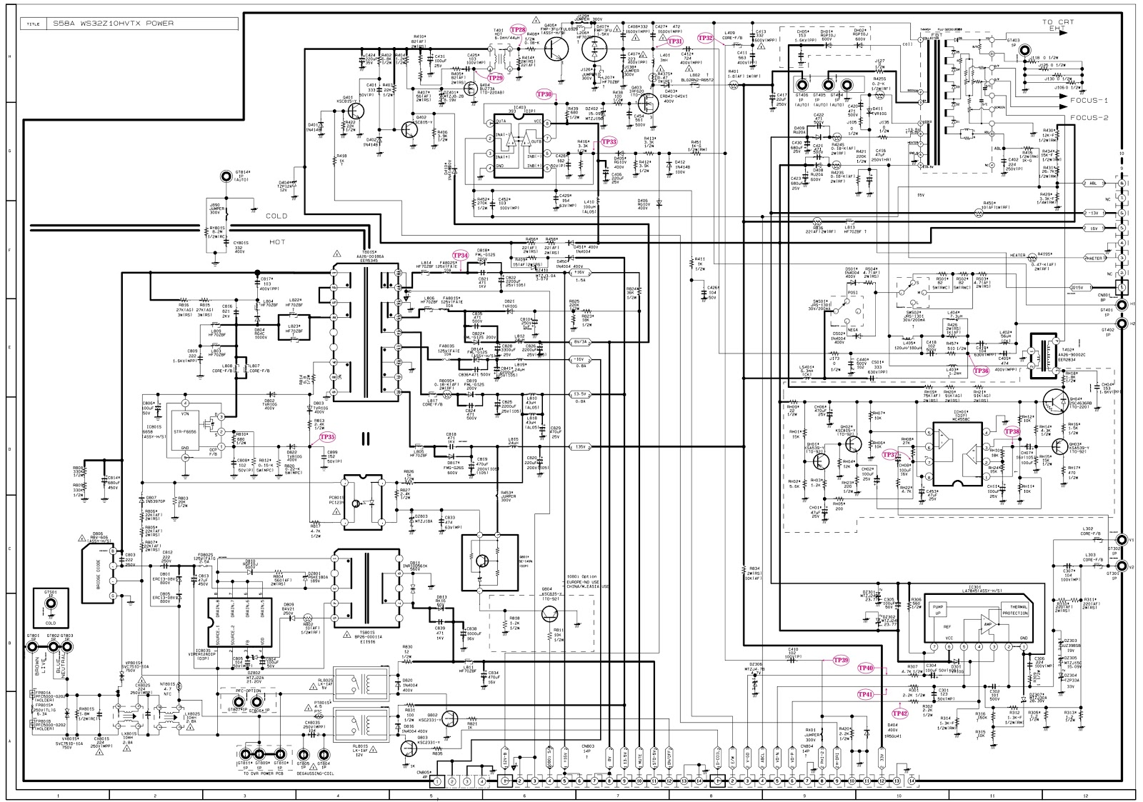Samsung Audio Amplifier Schematic Wire Center Circuit Diagram30 Watts Home Schematics Electrical Wiring Diagrams Rh Wiringforall Today Power Amplifiers Diagram Tube