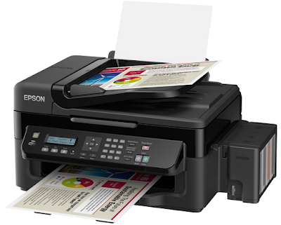 Download Driver Printer Epson L555 untuk Windows