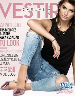 Catalogo Price Shoes Vestir Casual 2020 Pdf