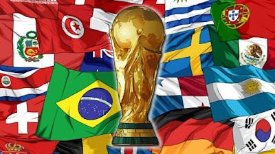 Berikut 9 Negara Tersingkir dari Piala Dunia 2018