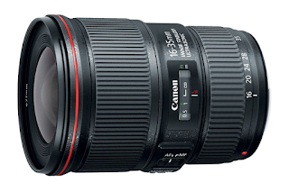 Canon EF 16-35mm f/4L IS USM Ultra-Wide Lens