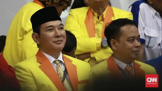 Tommy Soeharto: Apa Salahnya Slogan 'Enak Zamanku Toh'?