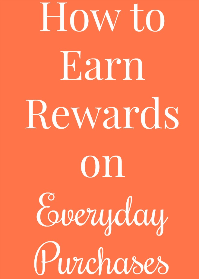 How to Earn Rewards on Everyday Purchases