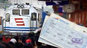 Merubah Jadwal dan Membatalkan Tiket Kereta Api Yang Sudah Terbeli