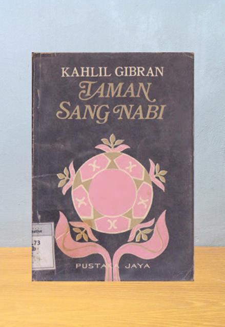 TAMAN SANG NABI, Kahlil Gibran