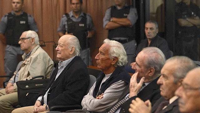 Argentina: Condenan a un exmilitar a 45 años de prisión por robo de bebés