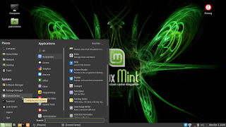 Mengatur Start Up di Linux Mint