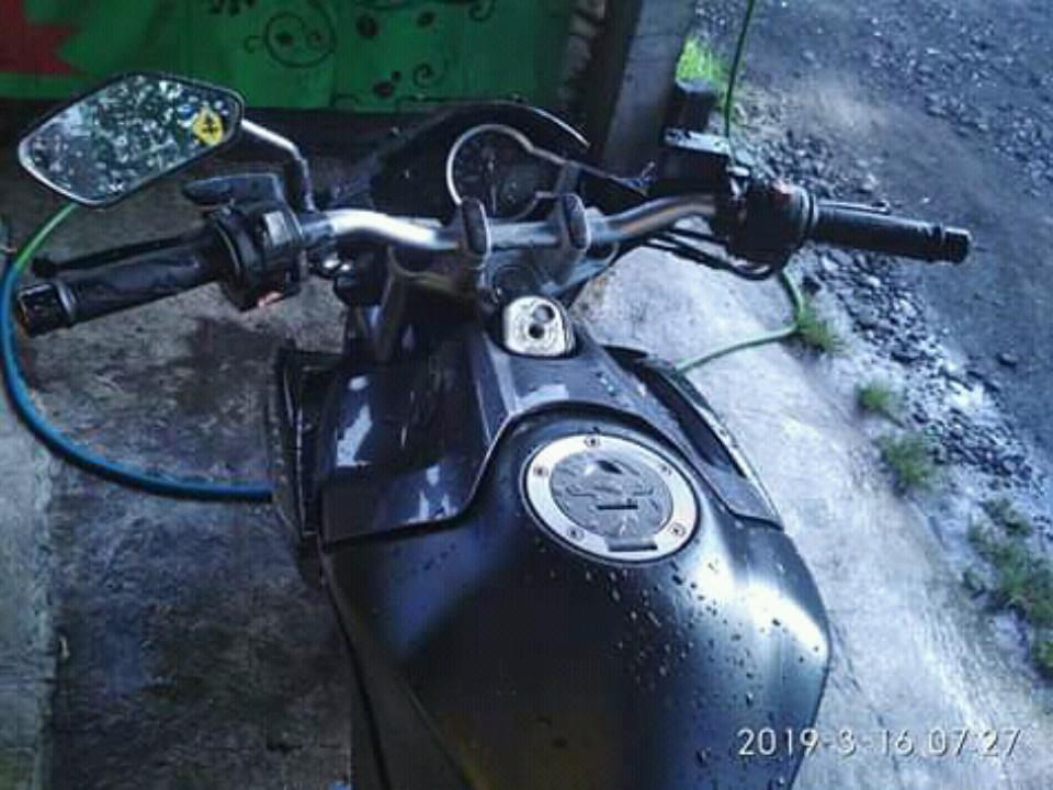 gambar NVL modifikasi stang MT 25