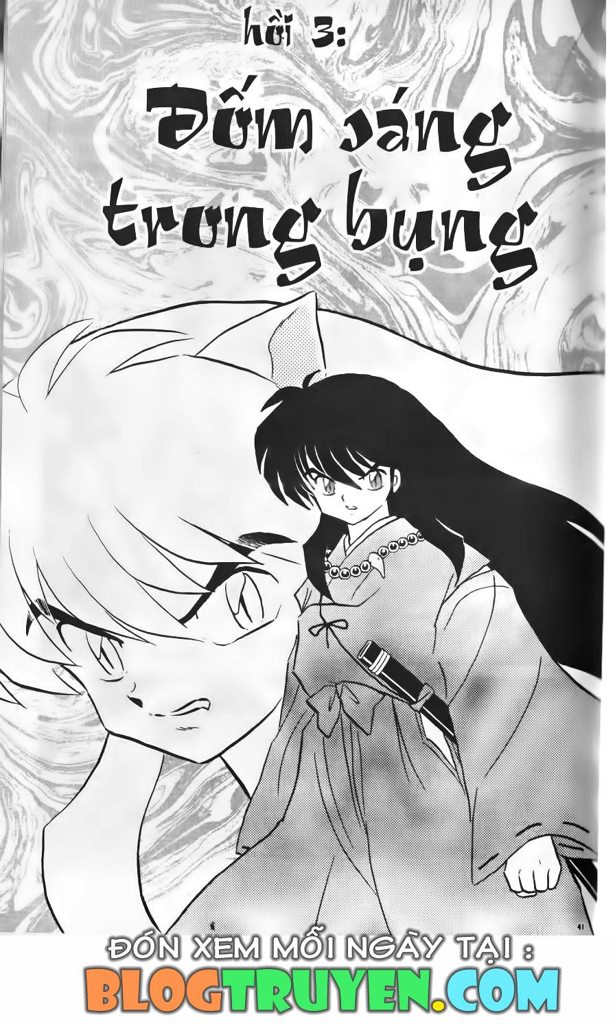 Inuyasha vol 09.3 trang 2