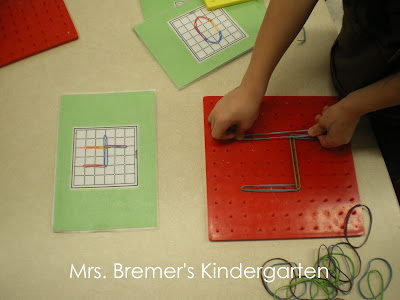 Nutcracker themed math centers perfect for Kindergarten at Christmas!