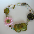 Lotus Pond Necklace