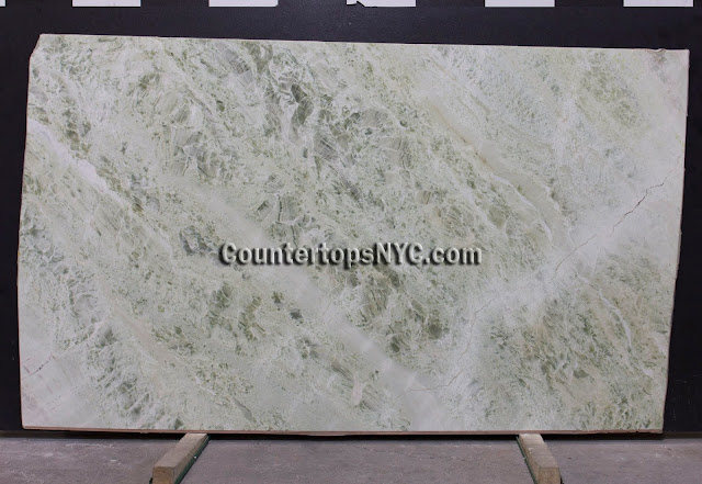 Green Paradise Marble Slab NYC 2cm