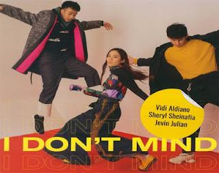 Vidi Aldiano ,Sheryl Sheinafia & Jevin Julian – I Don't Mind