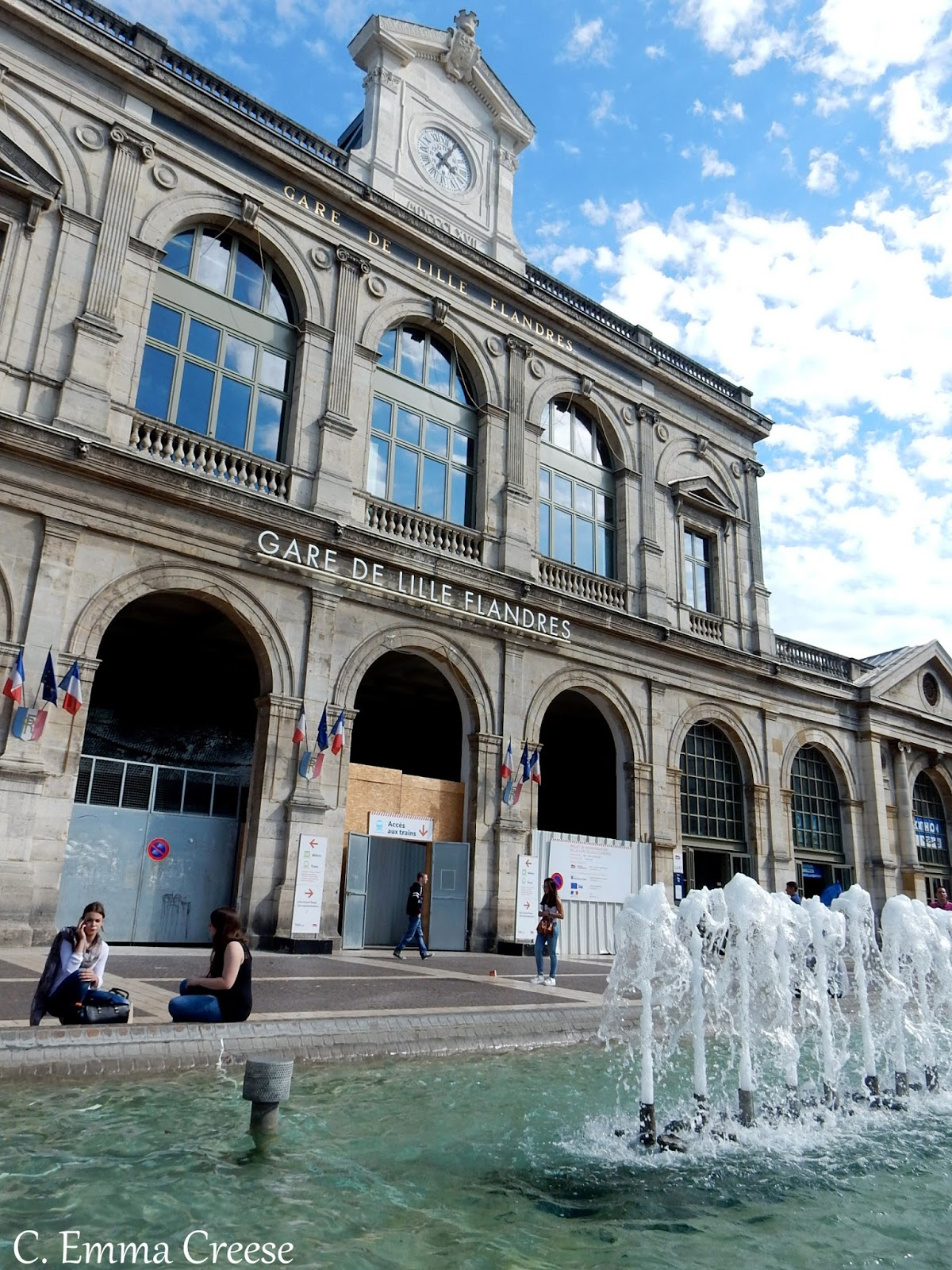 What to do to in Lille France