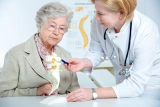 Bệnh loãng xương ở phụ nữ