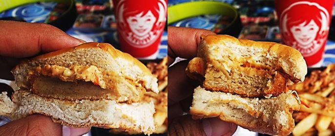 Wendy's Chicken Fillet