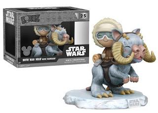 Star Wars: Hoth Han Solo with TaunTaun Dorbz Ride.