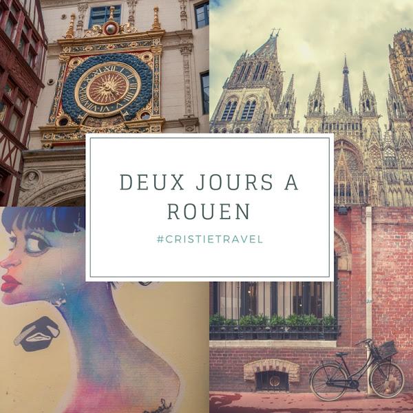Les différents visages de Rouen et un top 5 de choses à voir et à faire