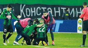 النادي القسنطينى يقلب الطاولة على فريق بارادو ويتغلب عليه بثنائية في الدوري الجزائري