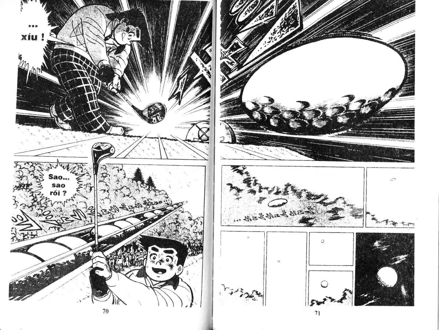 Ashita Tenki ni Naare chapter 47 trang 35