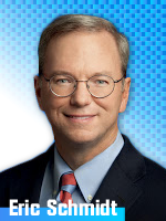 Eric Schmidt will sell about half of his Google shares